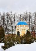 Kapelle des klosters ugreshsky ugreshsky nicholas — Stockfoto