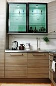 Interior of a kitchen — Stock Photo