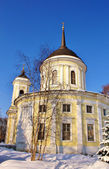 Orthodox church in sun light — Stockfoto