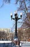 Street light — Stock Photo