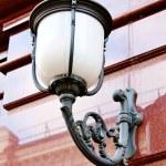 Vintage lantern — Stock Photo