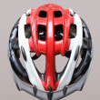 Mountainbike helmet — Stock Photo