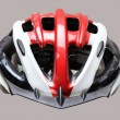 Mountainbike helmet — 图库照片