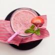 Strawberry shake — Stock Photo #10034791