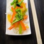 Asian food — Stock Photo #9991329
