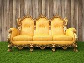 Sofa — Foto de Stock