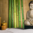 Buddha, zen and relax — Stock Photo