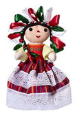 National mexican doll — Stock Photo