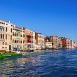 Beautiful view of Grand Canal, Venice — Stock Photo