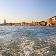 Stock Photo: Grand Canal, view from vaporetto in Venice