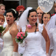 Brides parade 2010 — Stock Photo #9485284