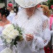Brides parade 2010 — Stock Photo #9485455