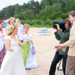 Brides parade 2010 — Stock Photo #9485729