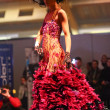Fiesta Expo 2011 - showcases of extravagant brides - Stock Photo