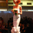 Fiesta Expo 2011 - showcases of extravagant brides - Lizenzfreies Foto