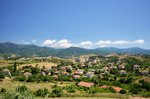 Old traditional Bulgarian village — Stock Photo