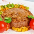 Beef steak meat — Stock Photo #10029673