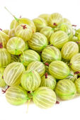 Gooseberries — 图库照片
