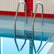 swimming pool&quot — Stock Photo #8629151