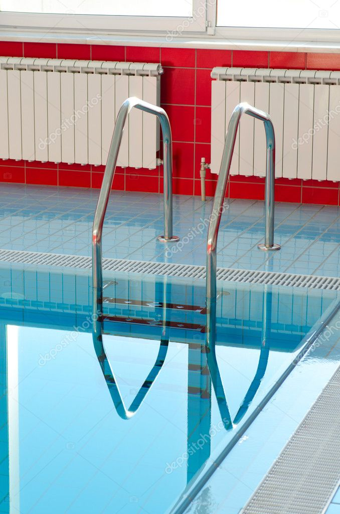 Part of the swimming pool — Stock Photo #8776513