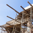 Formwork Erection — Stock Photo