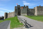 Entrance of Dover Castle in Kent county — ストック写真
