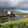 Stock Photo: Leeds Castle in Kent, United Kingdom