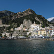 Amalfi - Sea View — Stock Photo