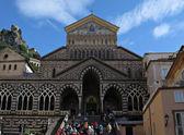 大教堂在阿马尔菲 — 图库照片
