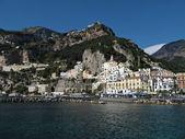 Amalfi - Sea View — Stock Photo