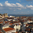 Lisbon City View — Stockfoto #8424684
