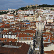 City view of Lisbon — Stock Photo