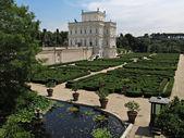 Rome villa doria pamphili — Zdjęcie stockowe