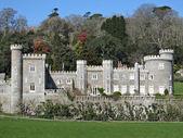 Cornwall Caerhays Castle — Stock Photo