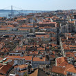Lisbon Panoramic View — Foto Stock #8740787