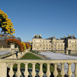 Royalty-Free Stock Photo: The Luxembourg Palace in Paris, France