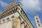 Basilique san de Lucques michele in foro — Photo
