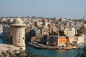 View from Valetta — Stock Photo