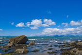 Shell Island North Wales — Stock Photo