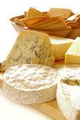 Cheeses. — Stock Photo