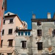 Street of Rovinj old town — Stock Photo #10454847