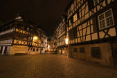 Tanners mansion in Strasbourg, France — Stock Photo