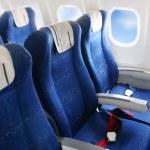 Airplane interior — Stock Photo #10354770