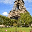 Stock Photo: Eiffel tower - Paris