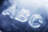 Cool ABC — Stock Photo