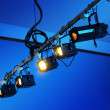 Theatre Lights — Stock Photo #9755361