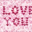 Royalty-Free Stock Photo: Valentine\'s Day card