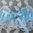 Royalty-Free Stock Photo: Wedding Garter