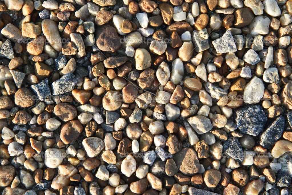 Small Pebbled Rocks — Stock Photo #9392987