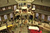 Miniature city street — Stock Photo